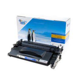 Compatible G&G HP CF226X Toner Generico Negro Nº26X