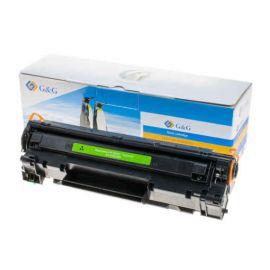 Compatible G&G HP CF283X Toner Generico Negro Nº83X