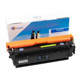 Compatible G&G HP CF361X Toner Generico Cian Nº508X