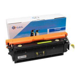 Compatible G&G HP CF362X Toner Generico Amarillo Nº508X