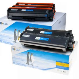 Compatible G&G HP CF410X CF411X CF412X CF413X Multipack 5 Toner Generico
