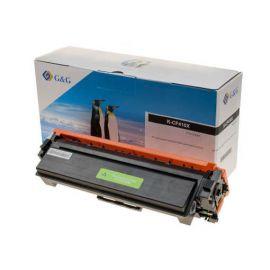 Compatible G&G HP CF410X Toner Generico Negro Nº410X