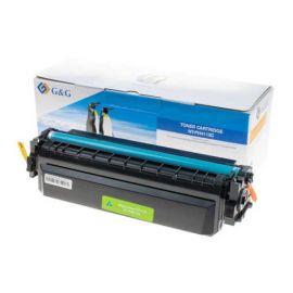 Compatible G&G HP CF411X Toner Generico Cian Nº410X