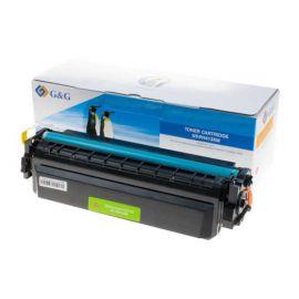 Compatible G&G HP CF413X Toner Generico Magenta Nº410X
