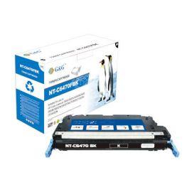 Compatible G&G HP Q6470A Toner Generico Negro Nº501A