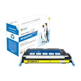 Compatible G&G HP Q6472A Toner Generico Amarillo Nº502Aas