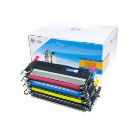 Compatible G&G Samsung CLP310 CLP315 Multipack Toner Generico