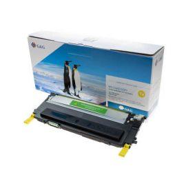 Compatible G&G Samsung CLP320 CLP325 Toner Generico CLT-Y4072S Amarillo