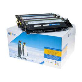 Compatible G&G Samsung CLP360 CLX3305 Pack 4 Colores Toner Generico