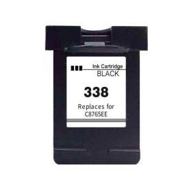 Cartucho de Tinta HP 338 Remanufacturado Negro
