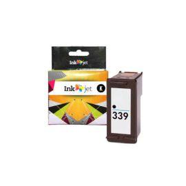 Cartucho de Tinta HP 339 Remanufacturado Negro