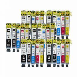 Pack 30 Cartuchos de tinta HP 364XL Compatible