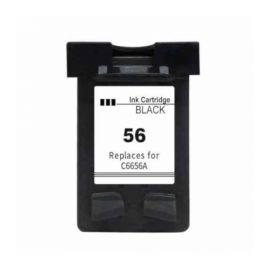 Remanufacturado HP 56 Cartucho de Tinta Generico Negro