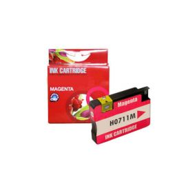Compatible HP 711XL Cartucho de Tinta Generico Magenta CZ131A
