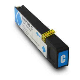 Compatible HP 971XL Cartucho de Tinta Pigmentada Generico Cian