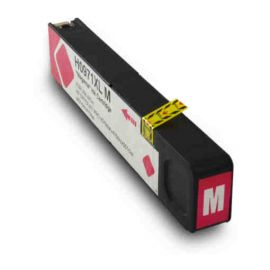 Compatible HP 971XL Cartucho de Tinta Pigmentada Generico Magenta