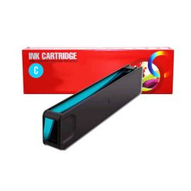 Remanufacturado HP 980 Cartucho de Tinta Generico Cian