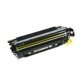 Compatible HP CE264X Toner Generico Negro Nº646X