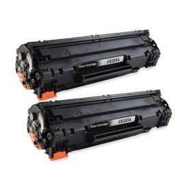 Compatible HP CB435A CB436A CE285A MultiPack 2 Toner Generico Universal