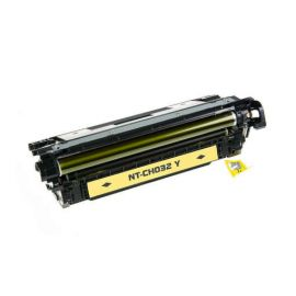 Compatible HP CF032A Toner Generico Amarillo