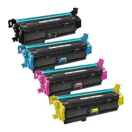 Compatible HP CF360X CF361X CF362X CF363X MultiPack Toner Generico 4 Colores