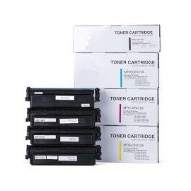 Compatible HP CF410X CF411X CF412X CF413X Multipack Toner Generico 4 Colores