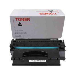Compatible HP Q5949X Q7553X Toner Generico Negro Nº53X Nº49X