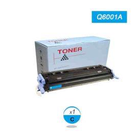 Compatible HP Q6001A Toner Generico Cian Nº124A