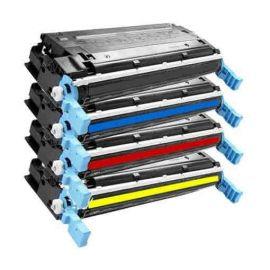 HP Q7560A Q7561A Q7562A Q7563A Toner Pack 4 Colores