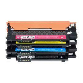 Compatible HP W2070A W2071A W2072A W2073A Negro Toner Generico Nº117A (CON CHIP)