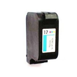 HP 17 Cartucho de Tinta Genérico Tricolor