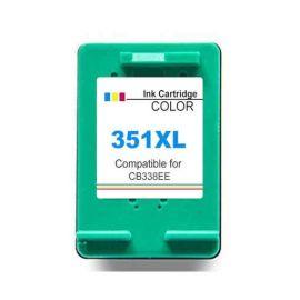 Cartucho de Tinta HP 351XL Remanufacturado Tricolor