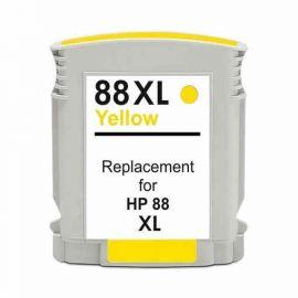 Remanufacturado HP 88XL Cartucho de Tinta Generico Amarillo
