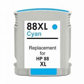 Remanufacturado HP 88XL Cartucho de Tinta Generico Cian