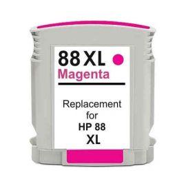 Remanufacturado HP 88XL Cartucho de Tinta Generico Magenta