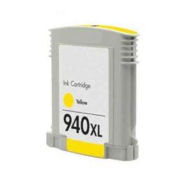 Cartucho de Tinta Pigmentada HP 940XL Remanufacturado Amarillo
