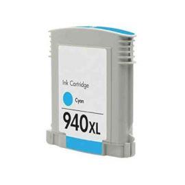 Remanufacturado HP 940XL Cartucho de Tinta Pigmentada Generico Cian