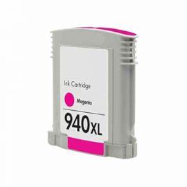 Remanufacturado HP 940XL Cartucho de Tinta Pigmentada Generico Magenta