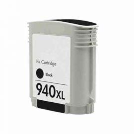 Remanufacturado HP 940XL Cartucho de Tinta Pigmentada Generico Negro