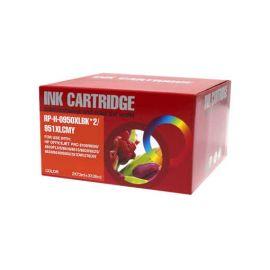 Compatible HP 950XL + 951XL Multipack 5 Cartuchos de Tinta Genericos
