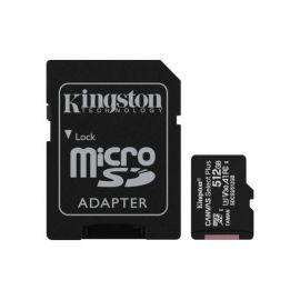 Kingston Tarjeta Micro SDXC 512GB Clase 10 100MB/s Canvas Select Plus + Adaptador SD