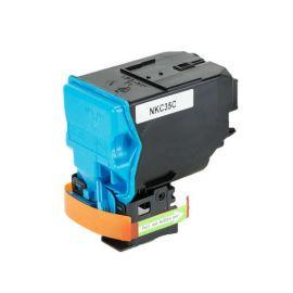 Compatible Konica Minolta BizHub C35 C35P Toner Generico Cian