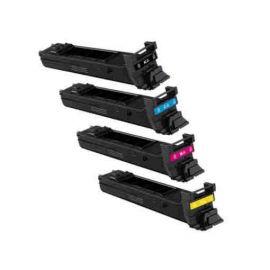 Konica Minolta BizHub C20P C20 Toner Genérico TN318 Pack 4 Colores