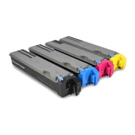 Kyocera TK510 Toner Genérico Pack 4 Colores
