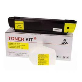 Compatible Kyocera TK580 Toner Generico Amarillo