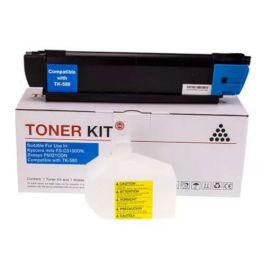 Compatible Kyocera TK580 Toner Generico Cian