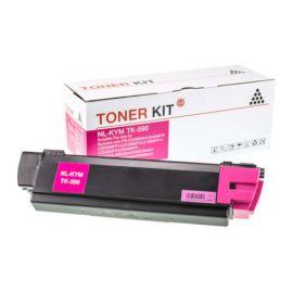 Compatible Kyocera TK590 Toner Generico Magenta