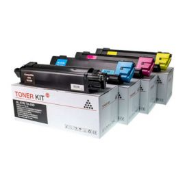 Kyocera TK590 Toner Genérico Pack 4 Colores