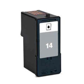 Remanufacturado Lexmark 14XL Cartucho de Tinta Genérico Negro