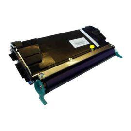 Compatible Lexmark C522 C524 C532 C534 Toner Generico Amarillo
